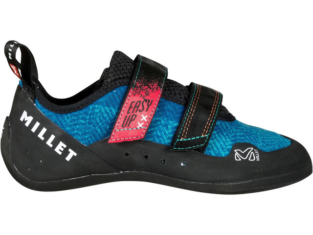 Millet Easy Up Chaussures à tige basse Femme, pool blue